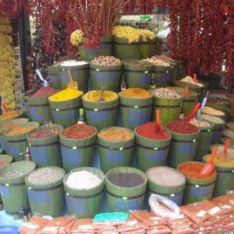 Spice Market in Fethiye