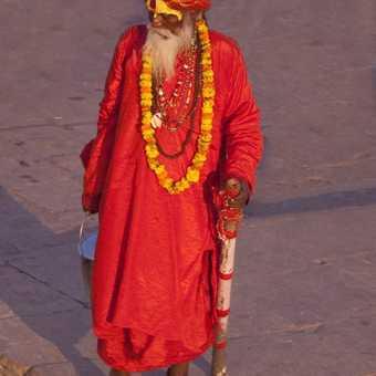 Day 3. Varanasi, The Magi.