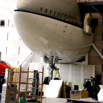 Smithsonian Aerospace Museum