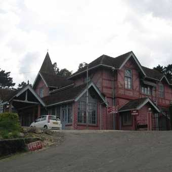 "Post office at ""Little England"" Nuwara Eliya"