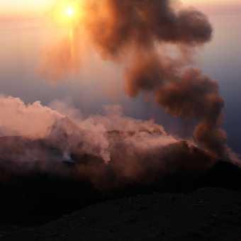 Stromboli eruptions