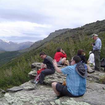 contemplating Mulhacen 3482m. Next year perhaps?