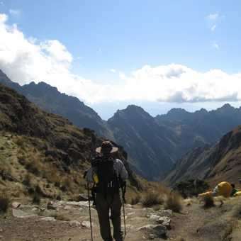 Winaywayna, Inca Trail