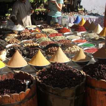 Nubian Spices