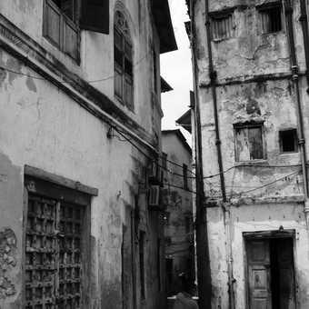 boy on bike, Zanzibar