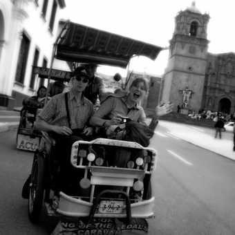Inca Taxi