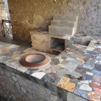 Pompei wineshop