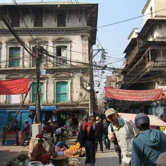 Great electrics in Kathmandu
