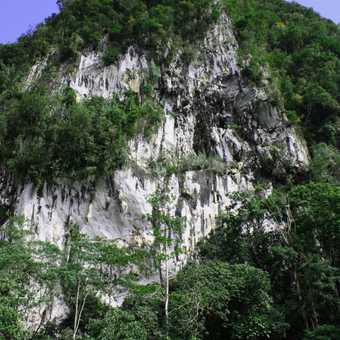 Mulu cliffs