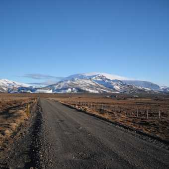 rush hour in Iceland