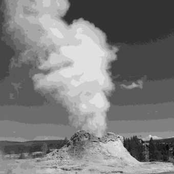 Castle Geyser (Yellowstone NP)