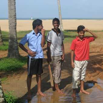 Sachin Tendulkar and his mates