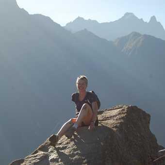 Huana Picchu early morning
