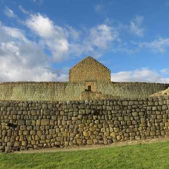 Incapirca Inca Ruins