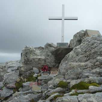 Mount Longdon Falkland Islands