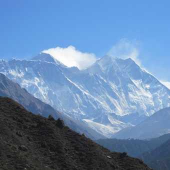 Everest - smokin'!