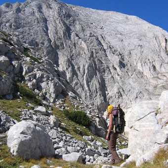 Ascent of Mt. Vihren
