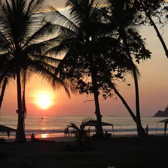 Sunset - Manuel Antonio