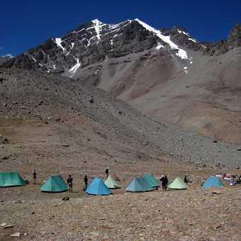 Stok Kangri Base Camp