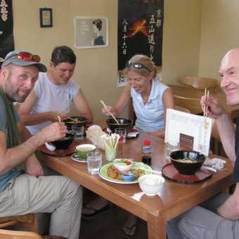 Delicious lunch - Zip Cafe, Kyoto