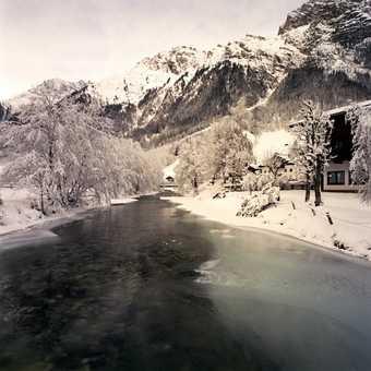 Day 1 Gschnitz valley - start of day