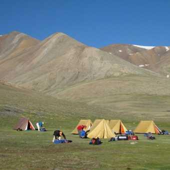 Wild camping - I love it!
