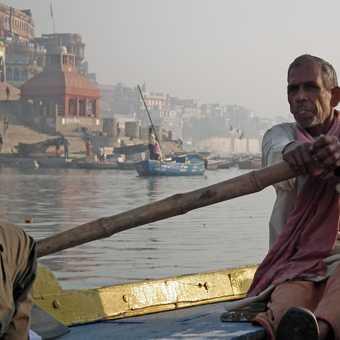 ganges boatman