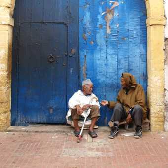 Moroccam men