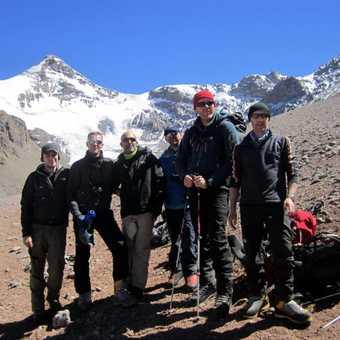 Team at Base camp