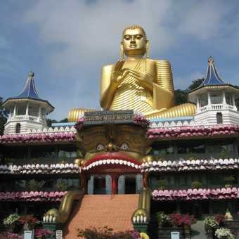 Sigiriya Temple entrance