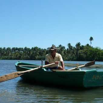 Boat trip in Baracoa