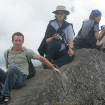 The Summit - Wayna Picchu