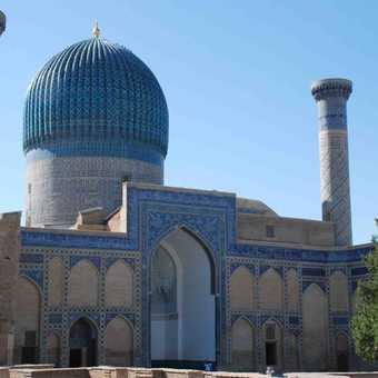 Samarkand - Mausoleum of Tamerlane