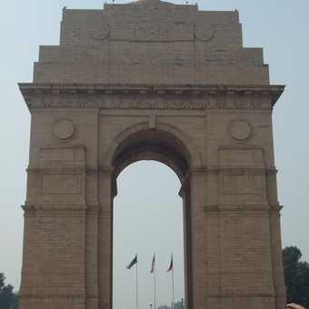 INDIA GATE - DELHI