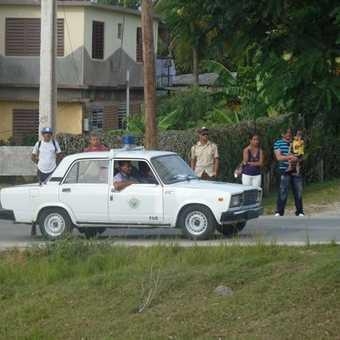 Police Lada