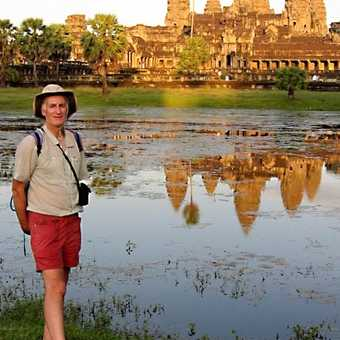 Amazing Angkor Wat in Cambodia