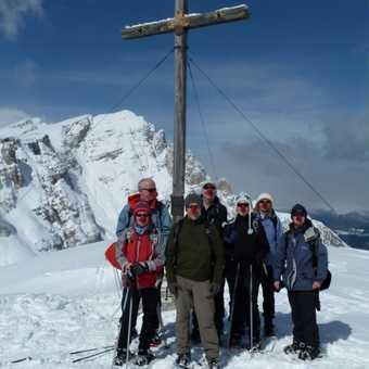 Exodus Group on the Strudlekopft!