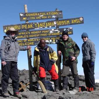 Day 5 -THE TOP - and those who made it.