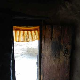 A home in Theta village