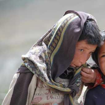 Village life in Kargyak