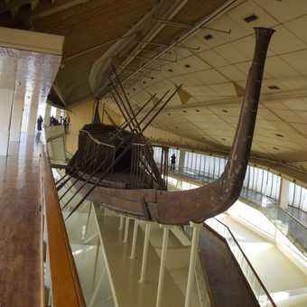 Solar Boat 4000 years old!