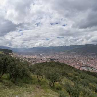 Cusco from above