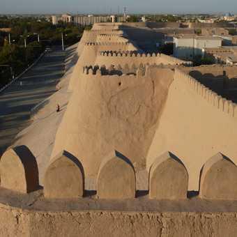Walls of Khiva
