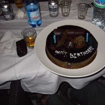 """Dr Dick's"" Birthday in Marrakech"