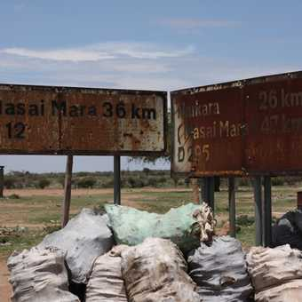 Is This The Way To Masai Mara?