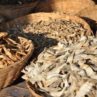 Dried Fish, Munnar Market
