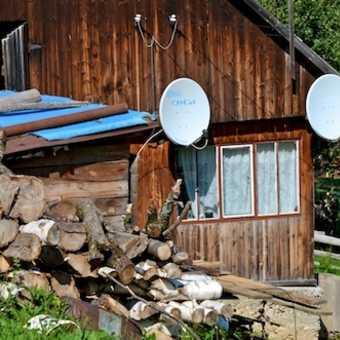 High tech housing