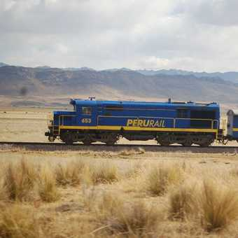 Racing across the Altiplano