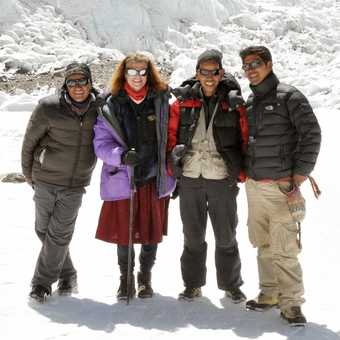 Our fabulous guides - thank you for truly making this a trip of a lifetime