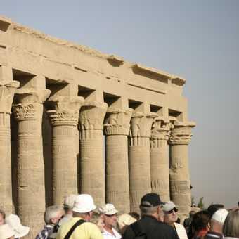 High dam monument Aswan